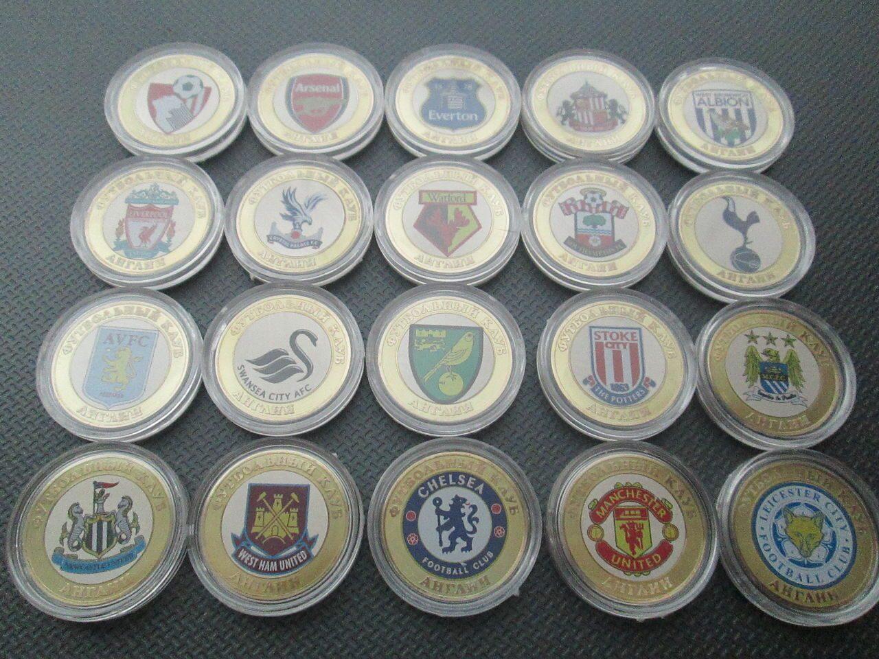Монеты футбольные клубы редкие сибирские монеты